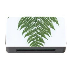Boating Nature Green Autumn Memory Card Reader With Cf