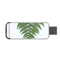 Boating Nature Green Autumn Portable Usb Flash (one Side)