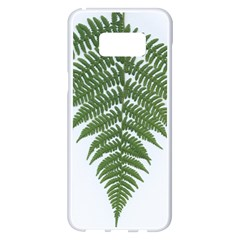 Boating Nature Green Autumn Samsung Galaxy S8 Plus White Seamless Case