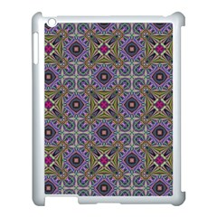 Vintage Abstract Unique Original Apple Ipad 3/4 Case (white)