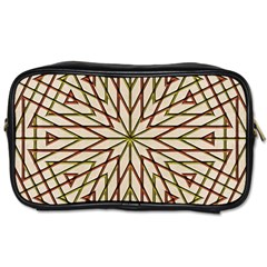 Kaleidoscope Online Triangle Toiletries Bags 2 Side by BangZart