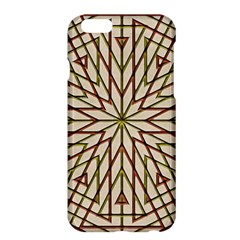 Kaleidoscope Online Triangle Apple Iphone 6 Plus/6s Plus Hardshell Case by BangZart