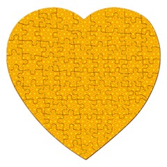 Texture Background Pattern Jigsaw Puzzle (heart)
