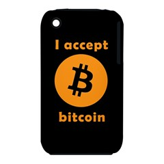 I Accept Bitcoin Iphone 3s/3gs by Valentinaart