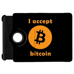I Accept Bitcoin Kindle Fire Hd 7  by Valentinaart