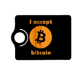 I Accept Bitcoin Kindle Fire Hd (2013) Flip 360 Case by Valentinaart