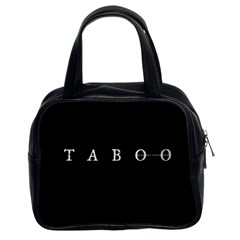 Taboo Classic Handbags (2 Sides) by Valentinaart