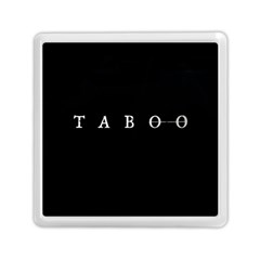 Taboo Memory Card Reader (square)  by Valentinaart