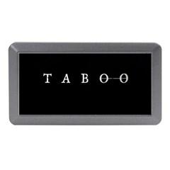 Taboo Memory Card Reader (mini) by Valentinaart