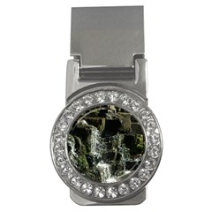Water Waterfall Nature Splash Flow Money Clips (cz)