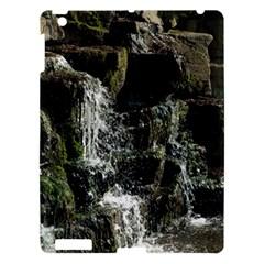 Water Waterfall Nature Splash Flow Apple Ipad 3/4 Hardshell Case by BangZart