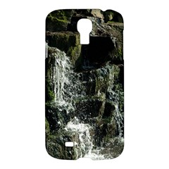 Water Waterfall Nature Splash Flow Samsung Galaxy S4 I9500/i9505 Hardshell Case
