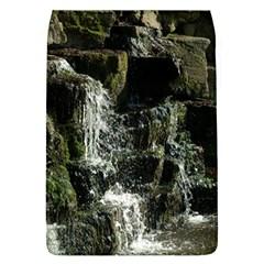 Water Waterfall Nature Splash Flow Flap Covers (l)