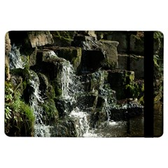 Water Waterfall Nature Splash Flow Ipad Air Flip