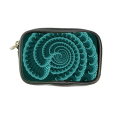 Fractals Form Pattern Abstract Coin Purse