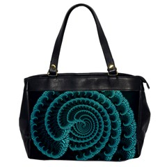 Fractals Form Pattern Abstract Office Handbags