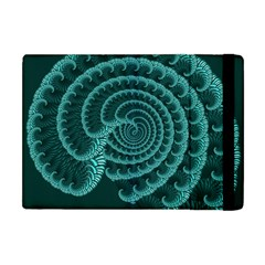 Fractals Form Pattern Abstract Apple Ipad Mini Flip Case by BangZart