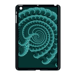 Fractals Form Pattern Abstract Apple Ipad Mini Case (black)