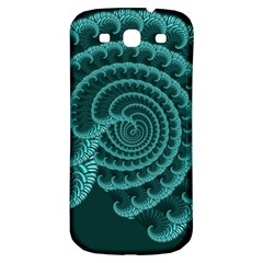 Fractals Form Pattern Abstract Samsung Galaxy S3 S Iii Classic Hardshell Back Case