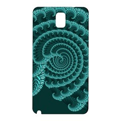 Fractals Form Pattern Abstract Samsung Galaxy Note 3 N9005 Hardshell Back Case