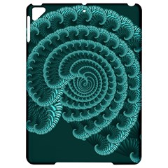Fractals Form Pattern Abstract Apple Ipad Pro 9 7   Hardshell Case