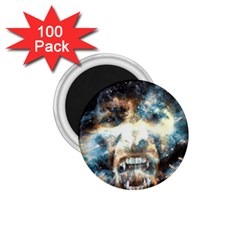 Universe Vampire Star Outer Space 1 75  Magnets (100 Pack)