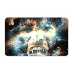 Universe Vampire Star Outer Space Magnet (rectangular)