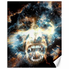 Universe Vampire Star Outer Space Canvas 16  X 20