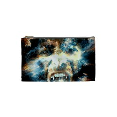 Universe Vampire Star Outer Space Cosmetic Bag (small)