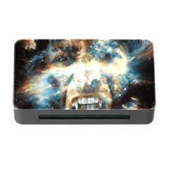 Universe Vampire Star Outer Space Memory Card Reader With Cf