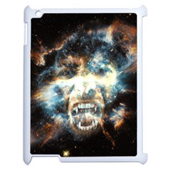 Universe Vampire Star Outer Space Apple Ipad 2 Case (white)