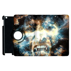 Universe Vampire Star Outer Space Apple Ipad 3/4 Flip 360 Case