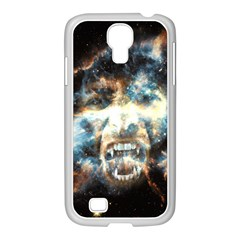 Universe Vampire Star Outer Space Samsung Galaxy S4 I9500/ I9505 Case (white)