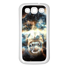 Universe Vampire Star Outer Space Samsung Galaxy S3 Back Case (white) by BangZart