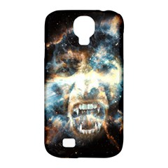 Universe Vampire Star Outer Space Samsung Galaxy S4 Classic Hardshell Case (pc+silicone)