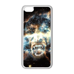 Universe Vampire Star Outer Space Apple Iphone 5c Seamless Case (white)
