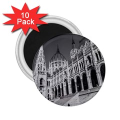 Architecture Parliament Landmark 2 25  Magnets (10 Pack)  by BangZart