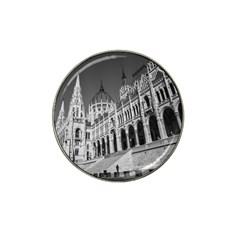 Architecture Parliament Landmark Hat Clip Ball Marker (10 Pack) by BangZart