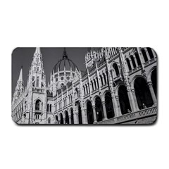 Architecture Parliament Landmark Medium Bar Mats by BangZart