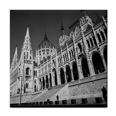 Architecture Parliament Landmark Face Towel by BangZart