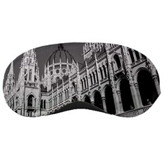 Architecture Parliament Landmark Sleeping Masks by BangZart