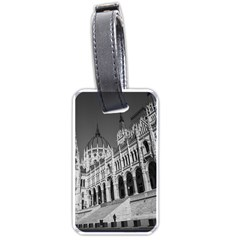 Architecture Parliament Landmark Luggage Tags (two Sides)