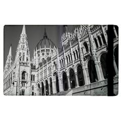 Architecture Parliament Landmark Apple Ipad 2 Flip Case by BangZart