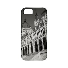 Architecture Parliament Landmark Apple Iphone 5 Classic Hardshell Case (pc+silicone) by BangZart