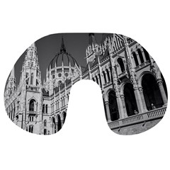 Architecture Parliament Landmark Travel Neck Pillows by BangZart