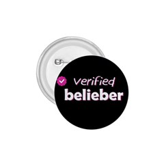 Verified Belieber 1 75  Buttons by Valentinaart