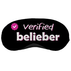 Verified Belieber Sleeping Masks by Valentinaart