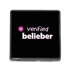 Verified Belieber Memory Card Reader (square) by Valentinaart