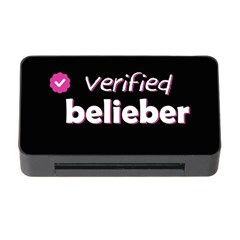Verified Belieber Memory Card Reader With Cf by Valentinaart