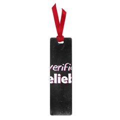 Verified Belieber Small Book Marks by Valentinaart